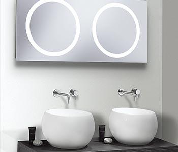 Mirrors, Shelves & Splash-backs